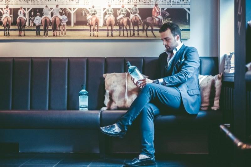 Entrevista a Álvaro Plata, embajador internacional de la ginebra The London No. 1 - alvarosillon