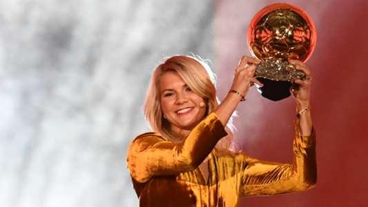 Luka Modric y Ada Hegerberg reciben el Balón de Oro - balon-de-oro-ada-hegerberg