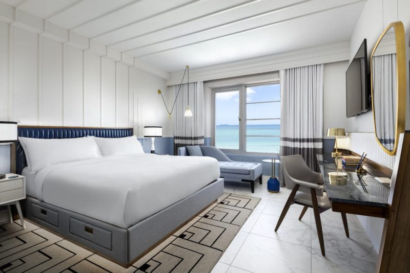 Cadillac Hotel & Beach Club se convertirá en un must en tus viajes a Miami - cadillac-hotel-_-beach-club-2