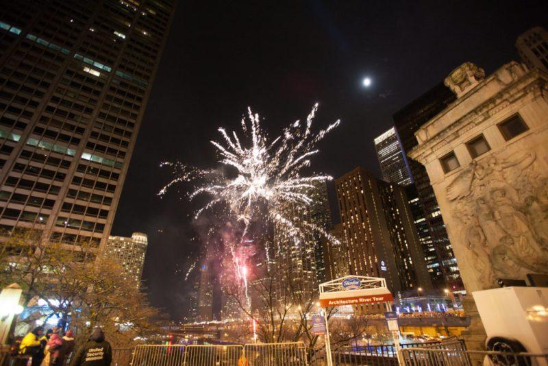 Chicago Lights Festival, una experiencia navideña única - chicago-lights-festival-5