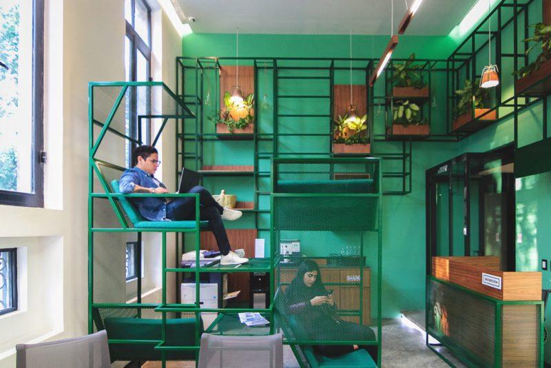 Los espacios más cool de coworking en la CDMX - coworking_publico