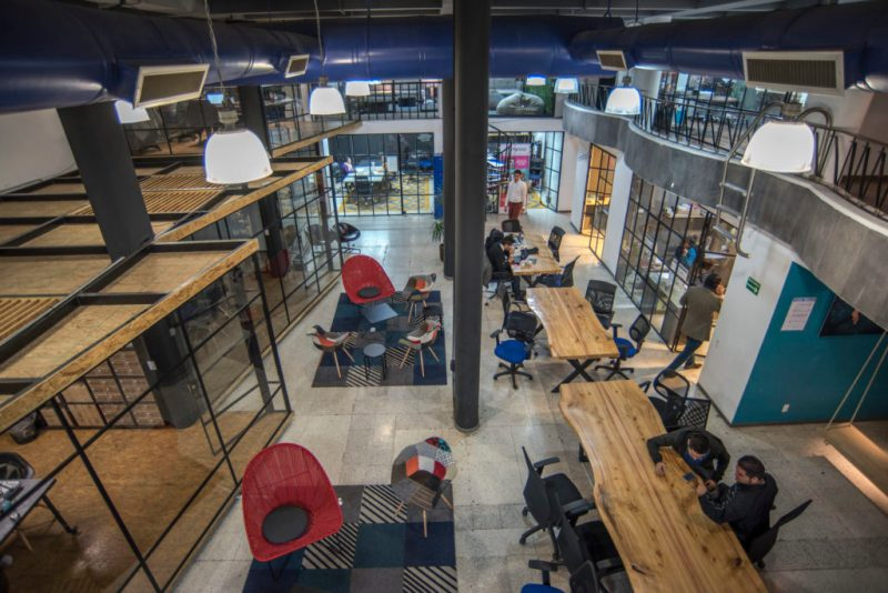 Los espacios más cool de coworking en la CDMX - coworking_thepool