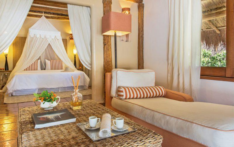 Ser Casasandra Holbox, tu casa en el paraíso - cuarto-hotel-casa-sandramexico