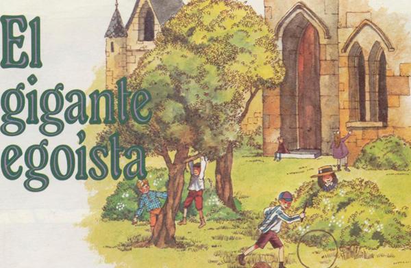 Los mejores cuentos de Navidad para niños - cuentos-de-navidad-el-gigante-egoista