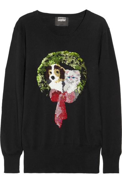 Inspiración para tu próxima Ugly Christmas Sweater Party - designer-christmas-sweater