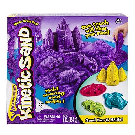 Los mejores regalos para niños en esta Navidad - kinectic-sand