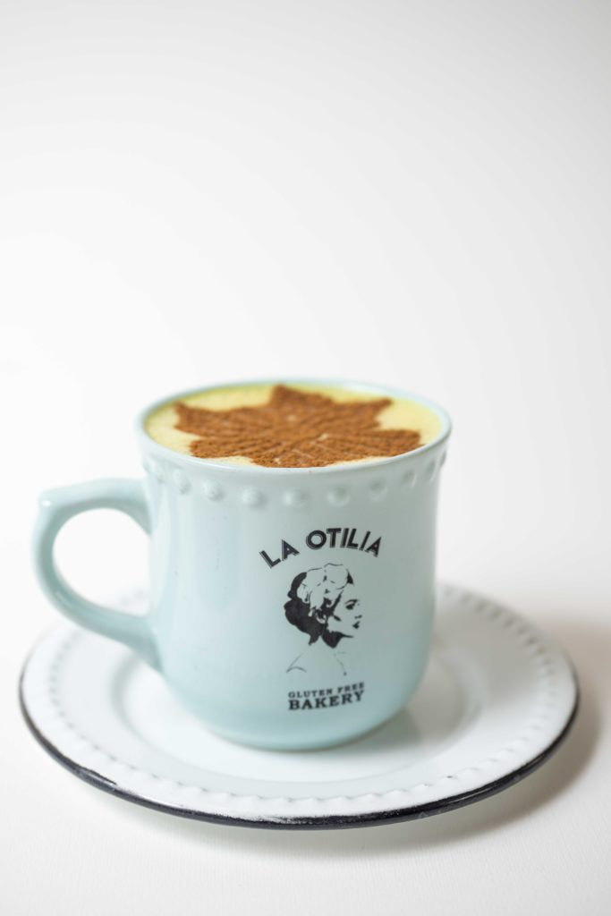 Las mejores golden milks de la CDMX - la-otilia-golden-milk