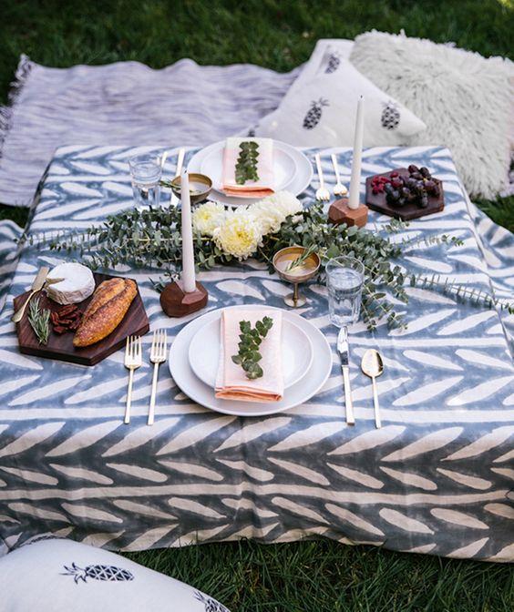 Las mejores experiencias para regalar en esta Navidad - picnic