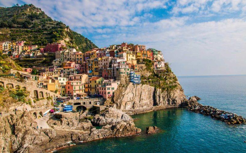 7 de los lugares más bonitos de Italia - pueblositalia_manarola