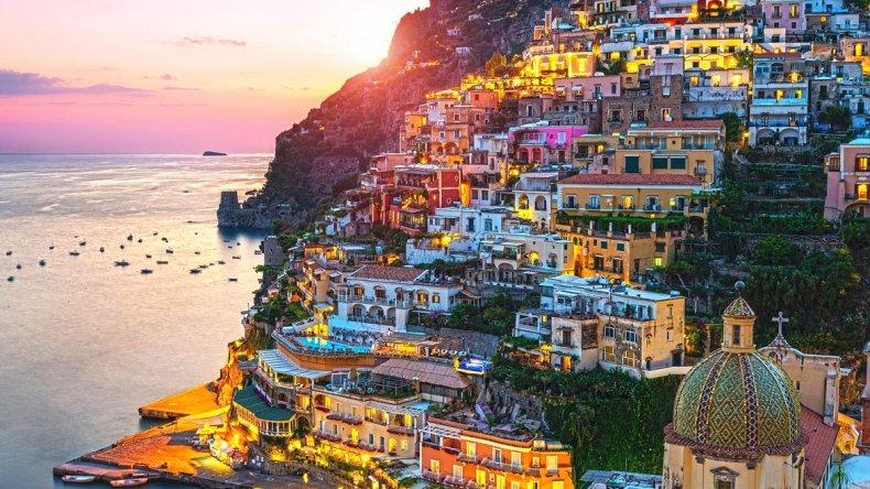7 de los lugares más bonitos de Italia - pueblositalia_positano