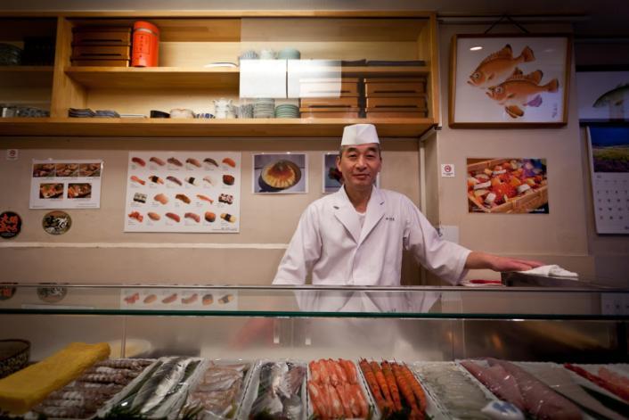 Los restaurantes más cotizados del mundo - restaurantescotizados_sushidai
