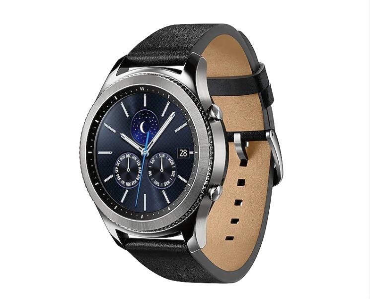 Guía de regalos para él - smartwatch-de-samsung