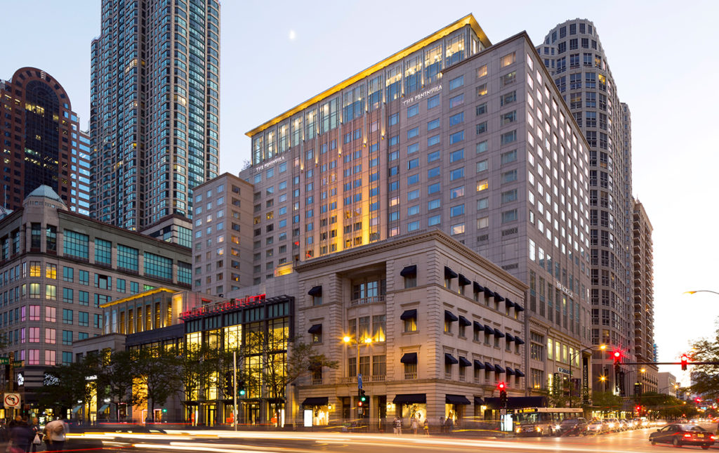 The Peninsula Chicago - The peninsula Hotel Chicago city