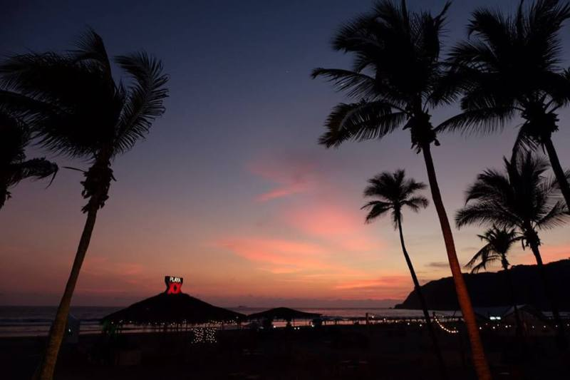 Llega la sexta edición de Trópico, un festival en la costa de Acapulco - tropico-playa