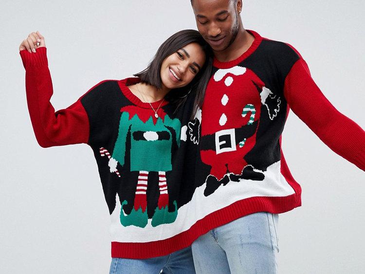 Inspiración para tu próxima Ugly Christmas Sweater Party - Ugly Christmas Sweaters PORTADA