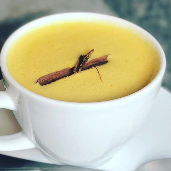 Las mejores golden milks de la CDMX - VELUCCA- GOLDEN MILK