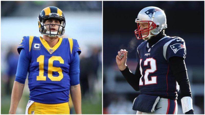 Super Bowl LIII: todo lo que tienes que saber - 1-tom-brady-vs-jared-portada