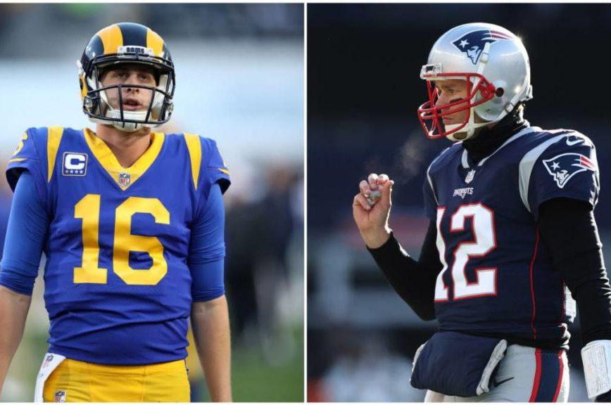 Super Bowl LIII: todo lo que tienes que saber - 1. Tom Brady vs Jared PORTADA
