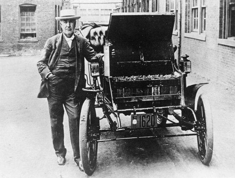 Cosas que no sabías sobre los coches eléctricos - 2-inventor-del-coche-electrico