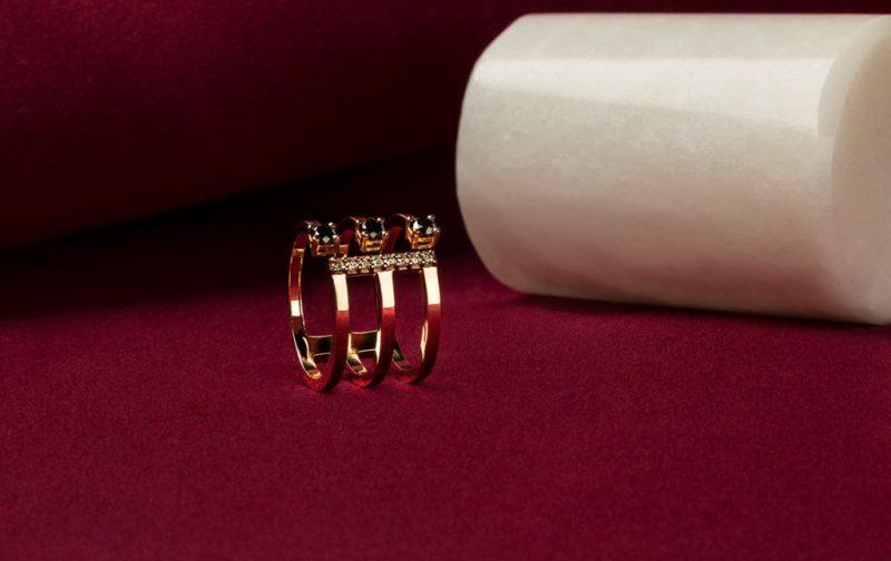 Georgina Rojo: joyería inspirada en la naturaleza - anillo-joyeria-diamantes-geo-rojo