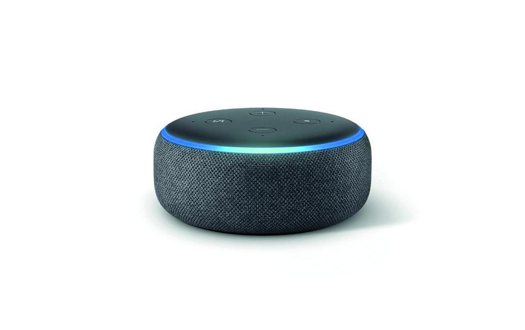 Tech wishlist: smart home gadgets - BOCINA INTELIGENTE AMAZON ECHO DOT (3RD GEN)