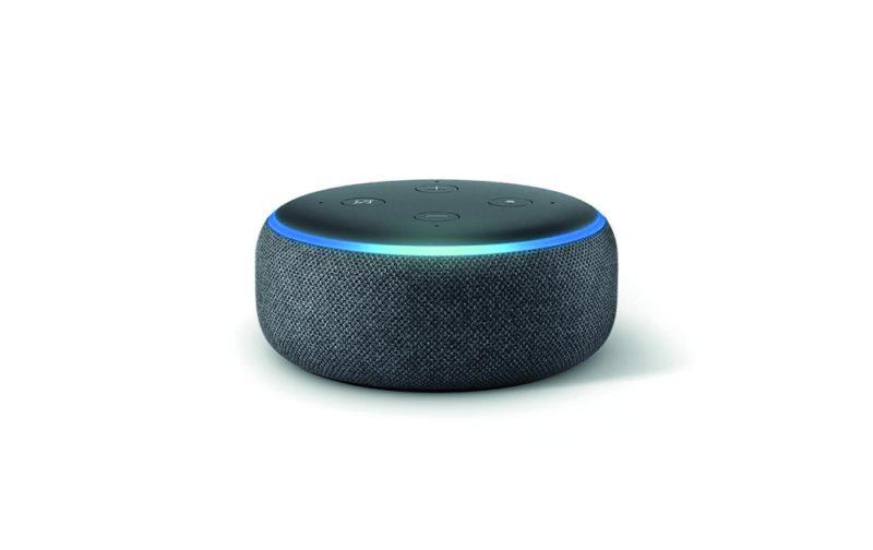 Tech wishlist: smart home gadgets - bocina-inteligente-amazon-echo-dot-3rd-gen