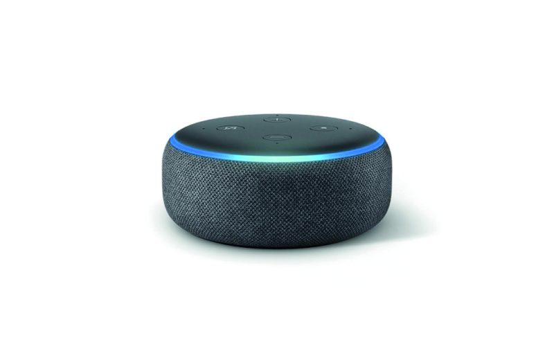 Tech wishlist: smart home gadgets - bocina-inteligente-amazon-echo-dot-3rd-gen