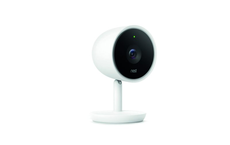 Tech wishlist: smart home gadgets - camera-nest-iq-indoors