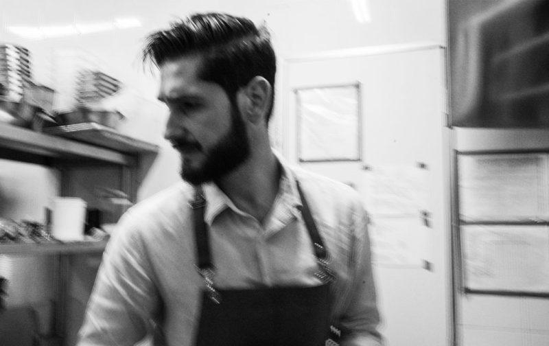 Marco Carboni y su Sartoria - cocina-chef-marco-italiano-restaurante