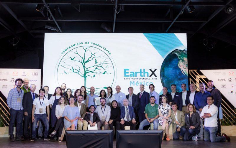 Earth X México, por el latido unísono del planeta - compromisos-de-chapultepec-earth-x-mexico