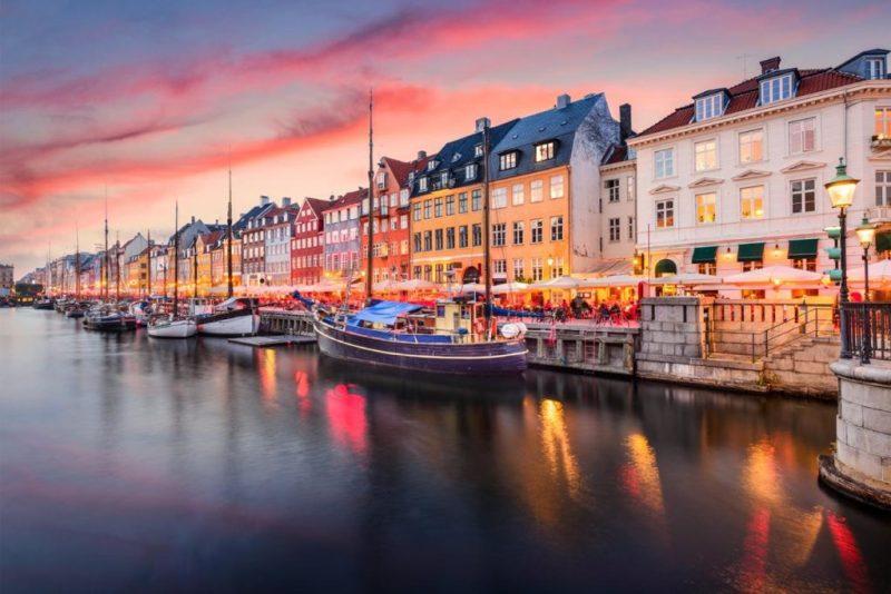 Los mejores destinos para viajar en 2019 - destinos2019_copenhague