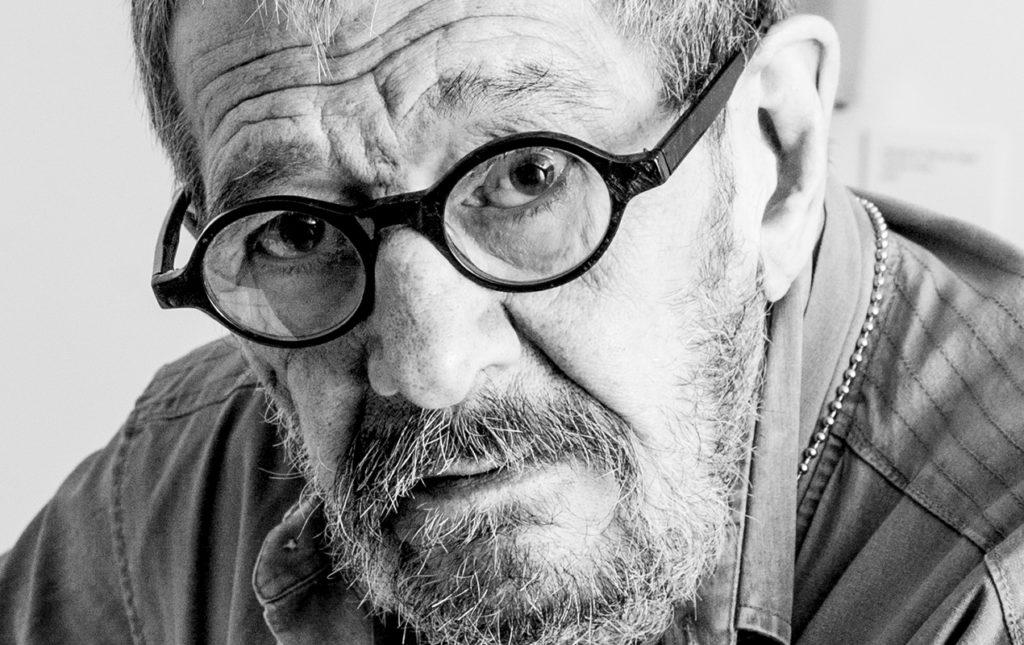 Gonzalo Tassier: diseñador, publicista y coleccionista - Gonzalo Tassier retrato foto