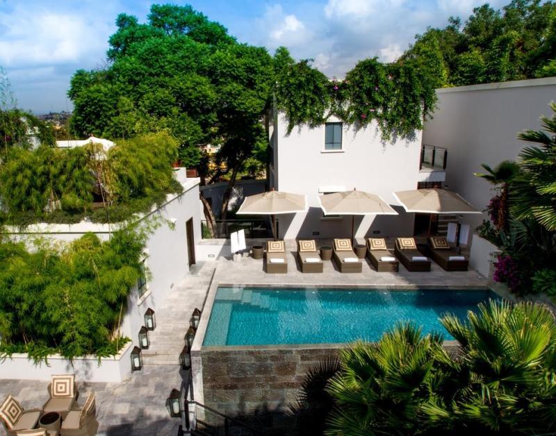 Hotel Matilda, una experiencia multisensorial en San Miguel de Allende - hotel-matilda-spa