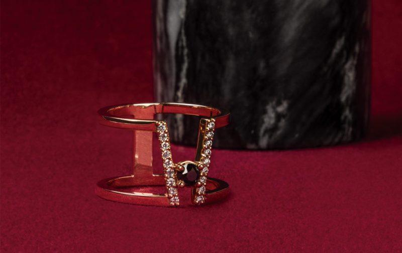 Georgina Rojo: joyería inspirada en la naturaleza - joyeria-diamantes-anillo-oro