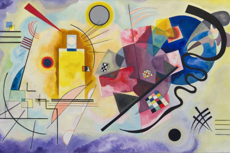 Kandinsky en Bellas Artes - kandinsky_pintura1