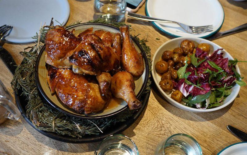 Bogotá genera un ruido muy sabroso - pato-el-chato-platillo-comida