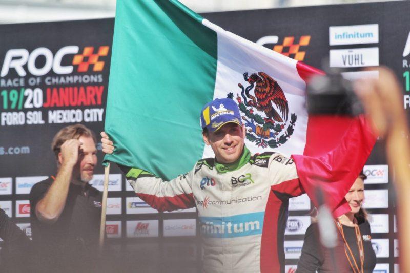 Benito Guerra obtiene el primer lugar en Race of Champions - race-of-champions-3