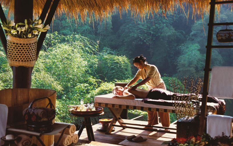 El mejor destino para tu luna de miel: Four Seasons Tented Camp - the-jungle-spa-tented-camp-four-seasons