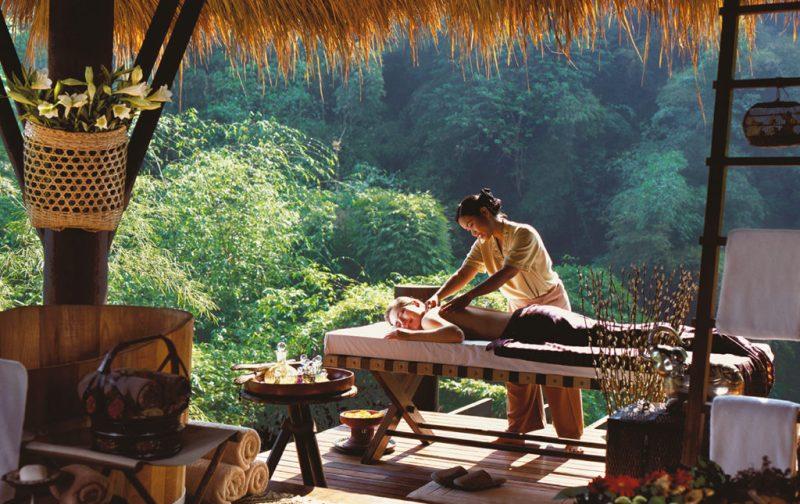El mejor destino para tu luna de miel: Four Seasons Tented Camp - the-jungle-spa-tented-camp-four-seasons