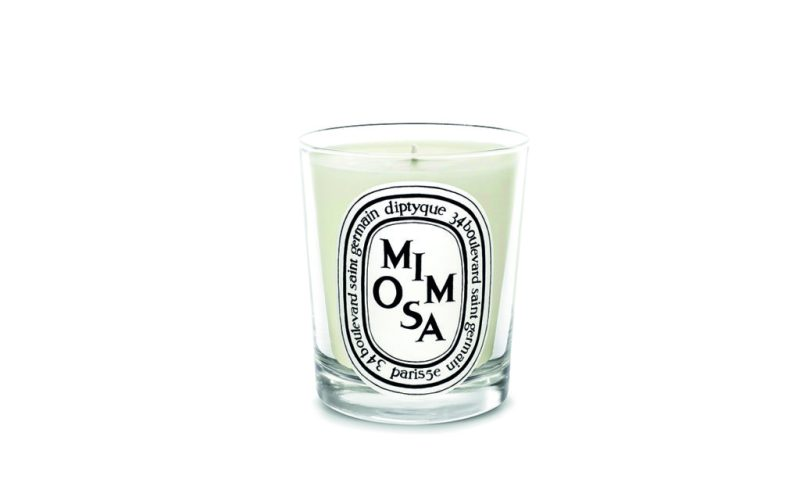 Home wishlist - diptyque-mimosa-candle