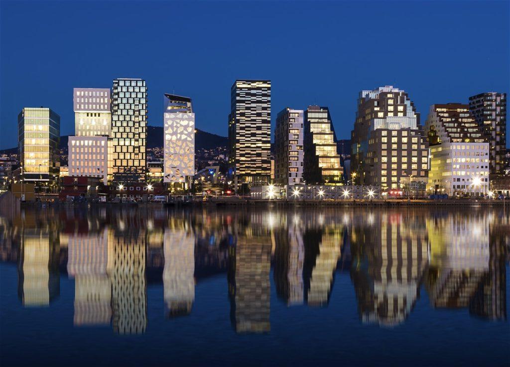 Guía para visitar Oslo - guía para visitar oslo portada