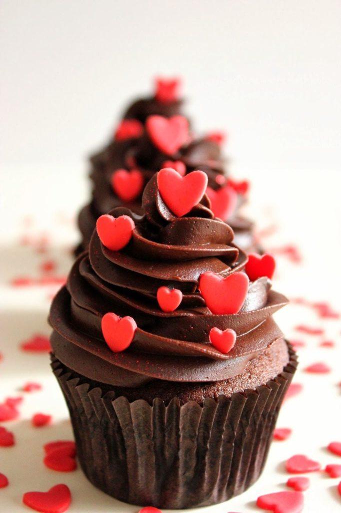 Deliciosos postres para San Valentín - hotbook_recetas_cupcakes