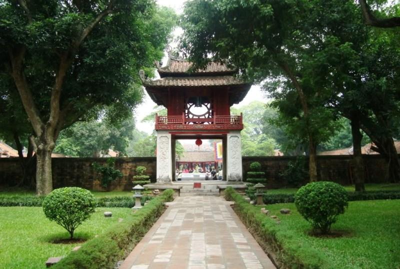 Guía para visitar Hanói - templo-de-la-literatura-hanoi