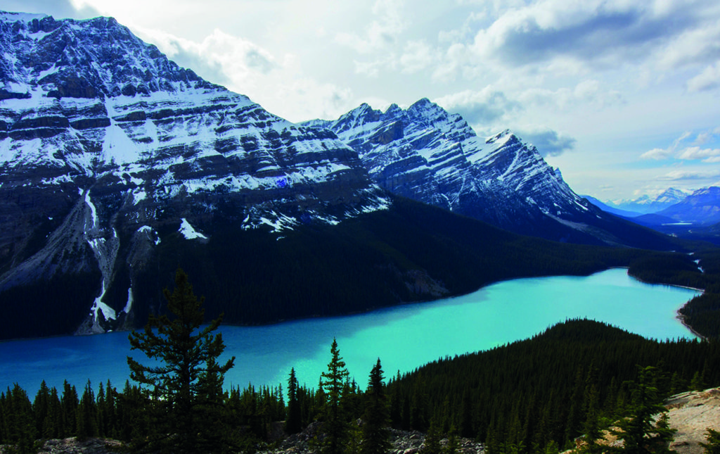48 horas en Alberta - Banff National Park - Foto por Mónica Díaz
