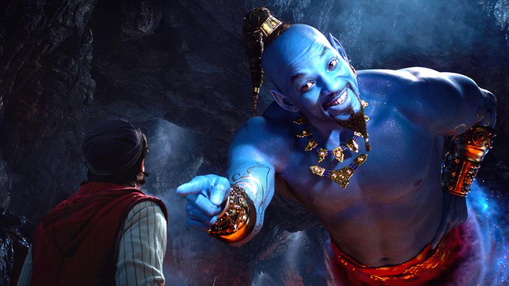 Descubre el nuevo tráiler de Aladdin - Descubre el nuevo tráiler de Aladdin portada
