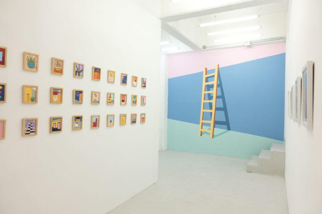 Casa Equis, una galería autogestionada por artistas, celebra su primer aniversario - hotbook20casa20equis20la20galeria20auto-ges