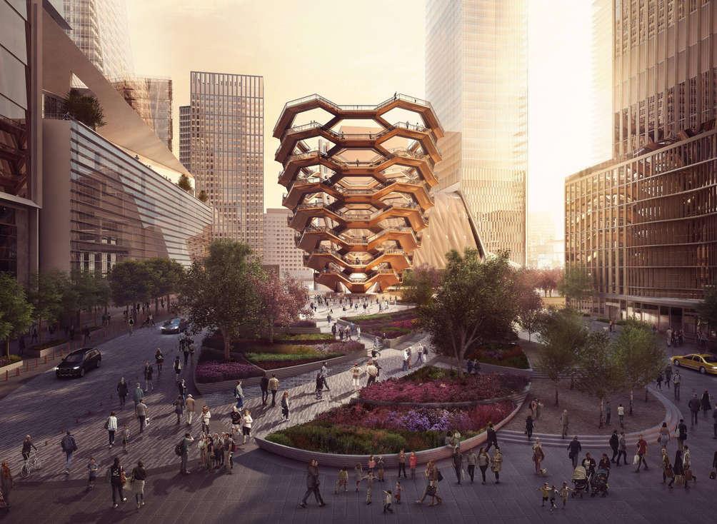 Hudson Yards abre sus puertas en Manhattan, Nueva York - Hotbook_HudsonYards_PORTADA