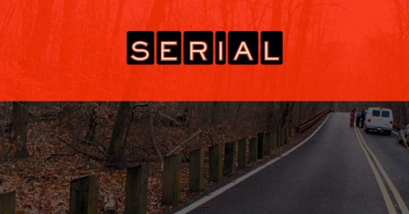 Seis podcasts de crimen y misterio - hotbook_podcastscrimen_serial