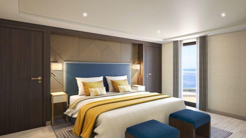 Vidanta Cruises, la nueva línea mexicana de cruceros de lujo - hotbook_vidantacruises_habitacion