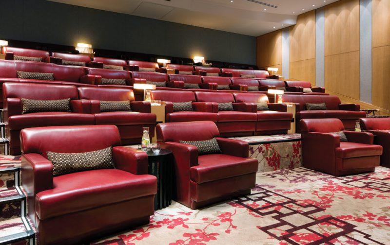 Hotel Shangri-La Toronto, un lujo asiático en Canadá - shangri-la-toronto-cine
